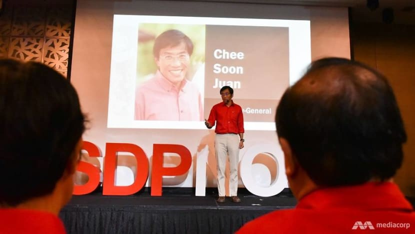 SDP launches election campaign, aims to contest same constituencies as in GE2015