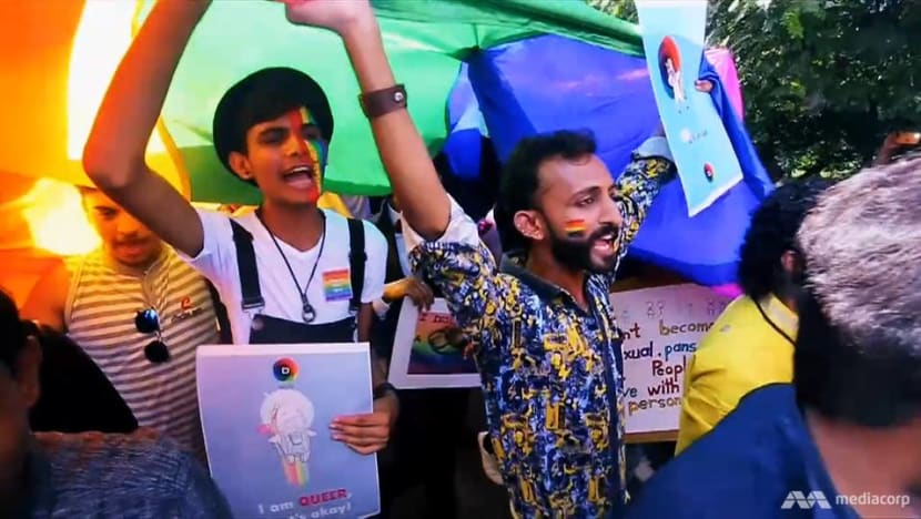How did conservative India come to repeal S377's ban on consensual gay sex?