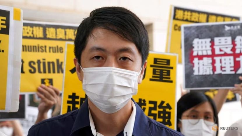 Hong Kong activist Ted Hui welcome to campaign in Australia, says official