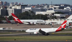Qantas expects return to 100% of pre-pandemic domestic capacity by January