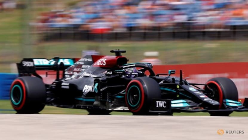 Formula 1: Hamilton fuelled by boos from crowd after Hungary pole