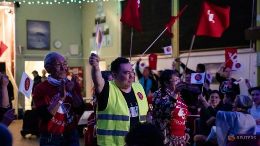 Left-wing opposition party wins Greenland election