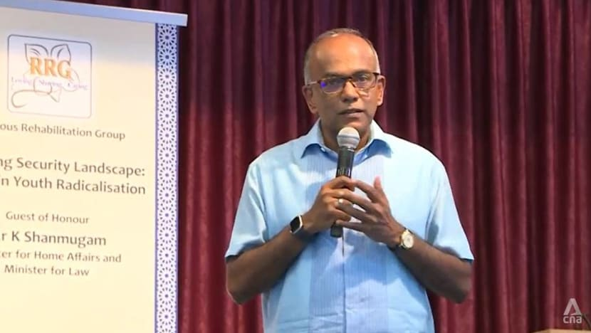Likely change in stance on nurses wearing the tudung; issue discussed with Muslim religious leaders in August: Shanmugam