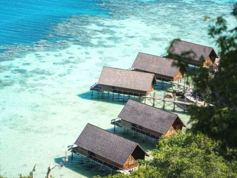 Escape to an eco-friendly luxury resort only hours away from Singapore