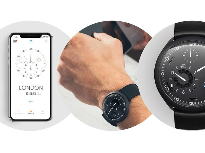 The Ressence Type 2: Not a smartwatch, but a smart watch nonetheless