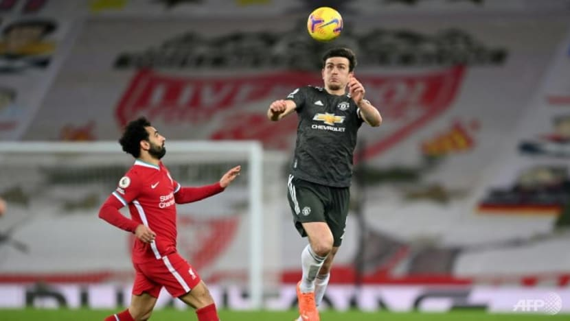 Football: Man Utd don't need extra spur of denting Liverpool's top-four chances