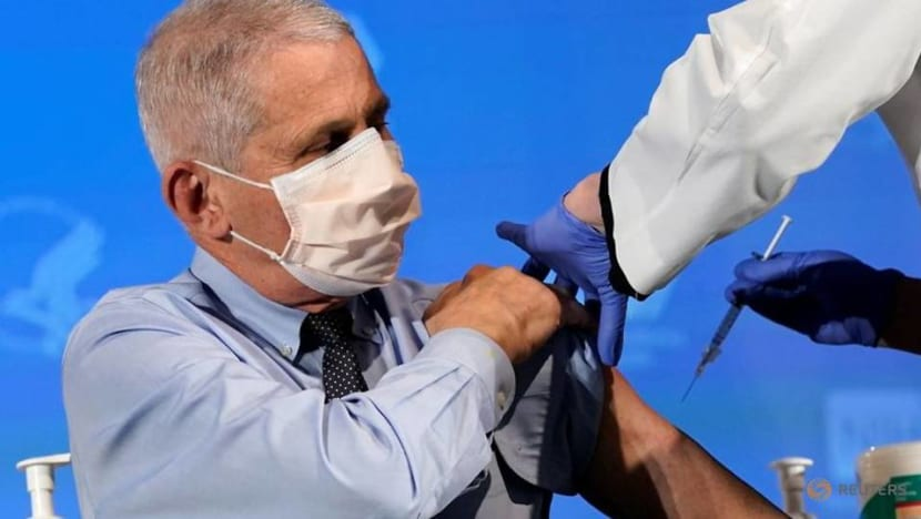 Fauci says 100 million COVID-19 vaccinations in 100 days 'absolutely a doable thing' for US