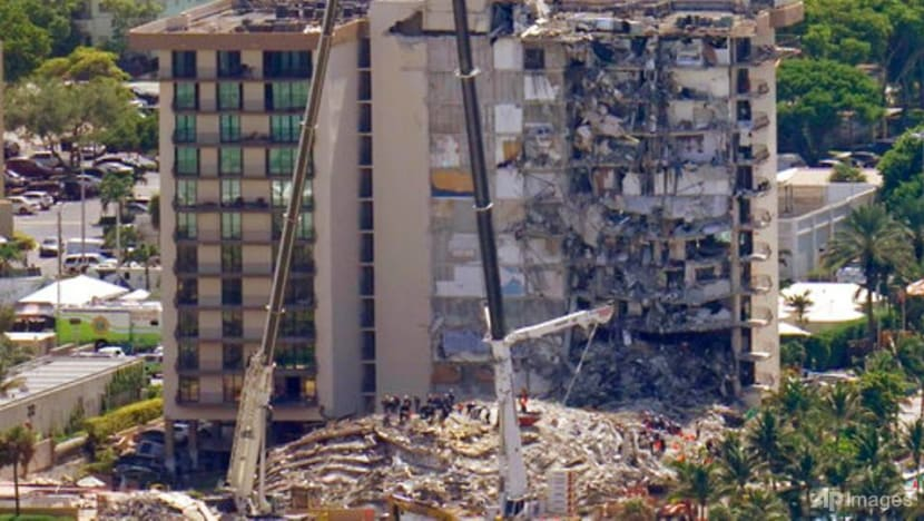 Miami condo collapse: Most residents in sister building opt to stay put