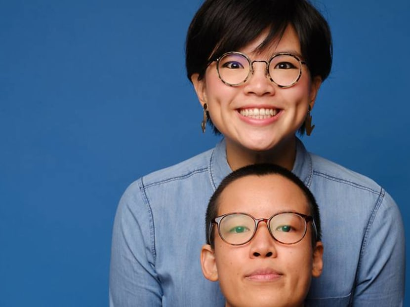 Creative Capital: The witty BFFs behind the creative studio with the weird moniker