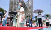 China's Xiamen city tells residents to stay home as COVID-19 infection spreads