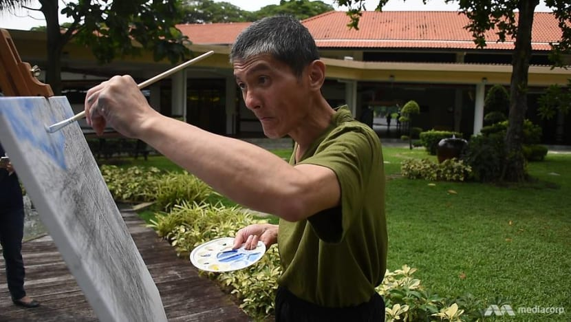 Flood of interested art buyers, and a job offer, for artist living in IMH