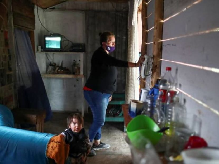 Argentine town bears scars of poverty as pandemic sharpens economic crisis