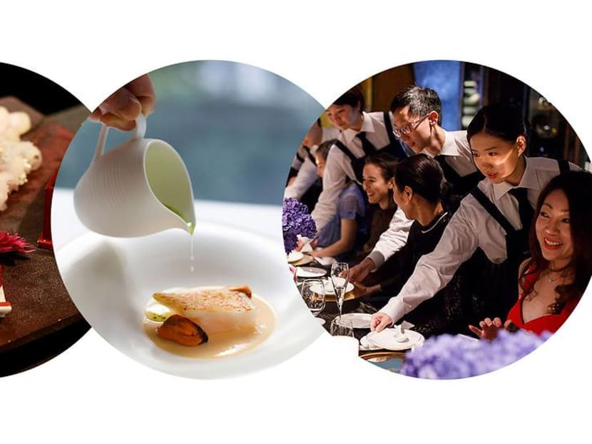 Foodie alert: Fancy dining in a few Michelin-starred restaurants at one go?