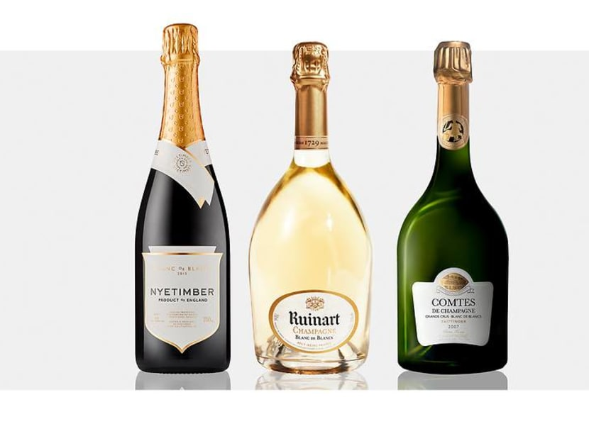 White gold: What makes Blanc de Blancs champagnes so loved by oenophiles?