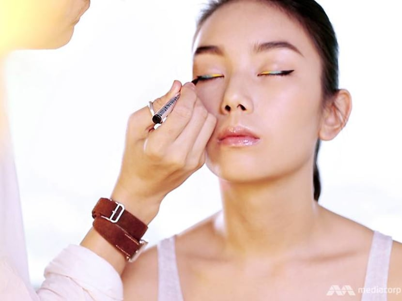 How to wear bright eyeliner: Clarence Lee's guide to livelier eyes