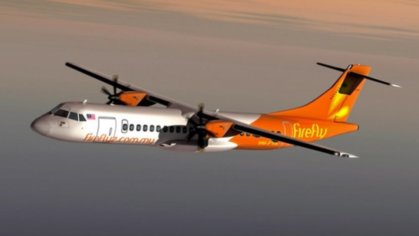 Malaysian budget carrier Firefly to resume flights to Singapore on Apr 21
