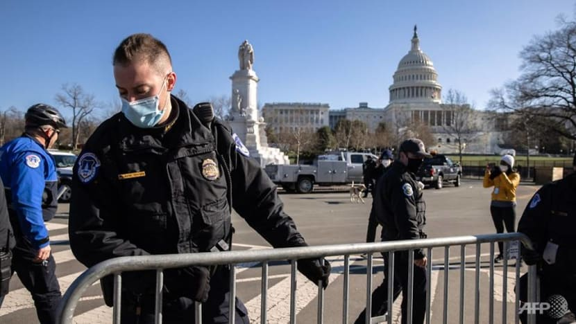 US Capitol Police officer dies from injuries after riot by Trump supporters