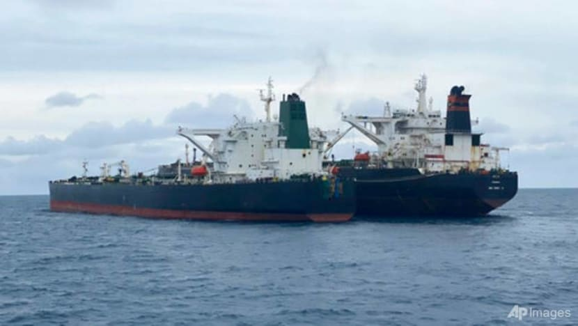 Iran asks Indonesia to explain seizure of tanker accused of illegal oil transfer