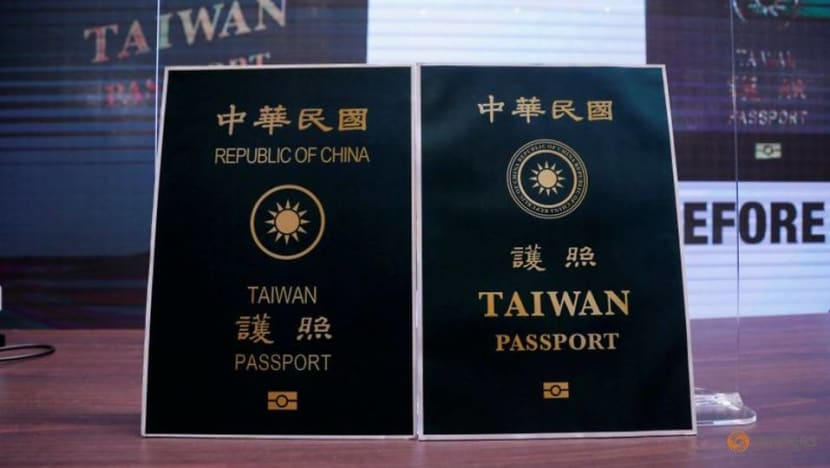 Taiwan to change passport, island's name given more prominence