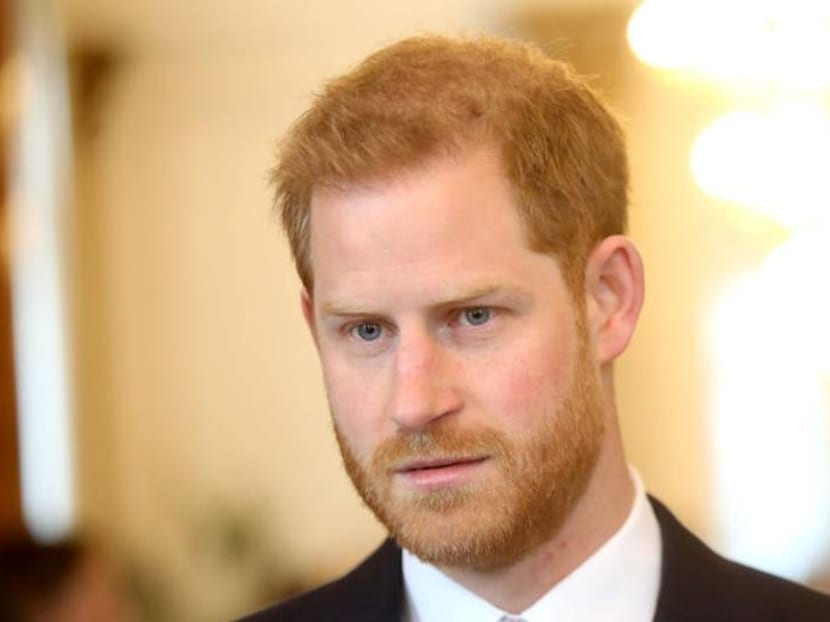 Britain's Prince Harry: 'I will not be bullied into playing a game that killed my mum'