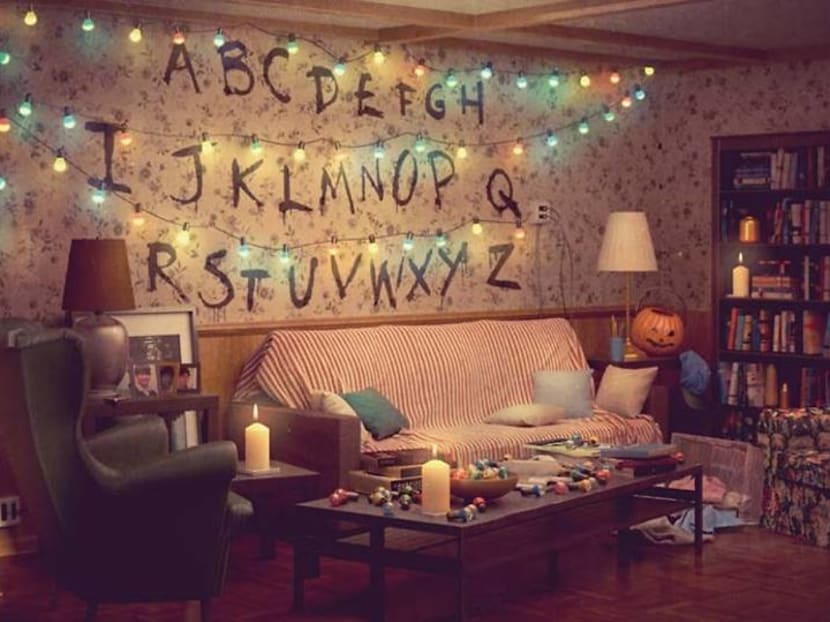 Ikea recreates Stranger Things, Friends and The Simpsons living rooms for ad campaign