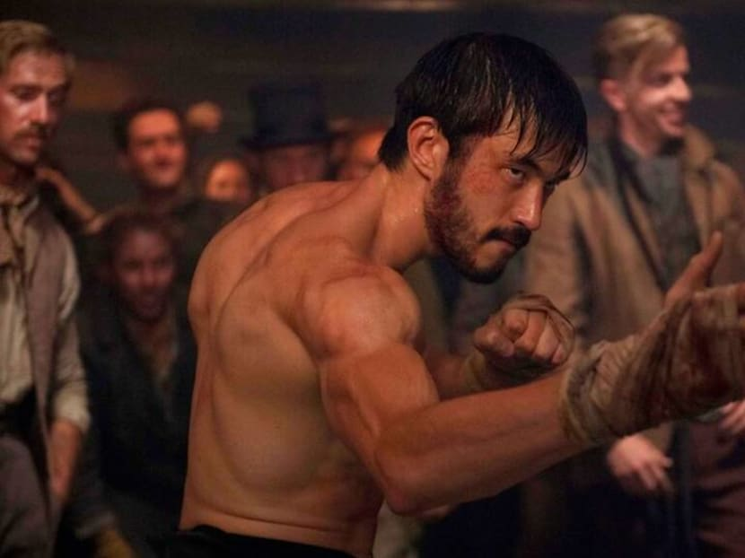 TV's 'Warrior' latest proof that Bruce Lee still holds sway