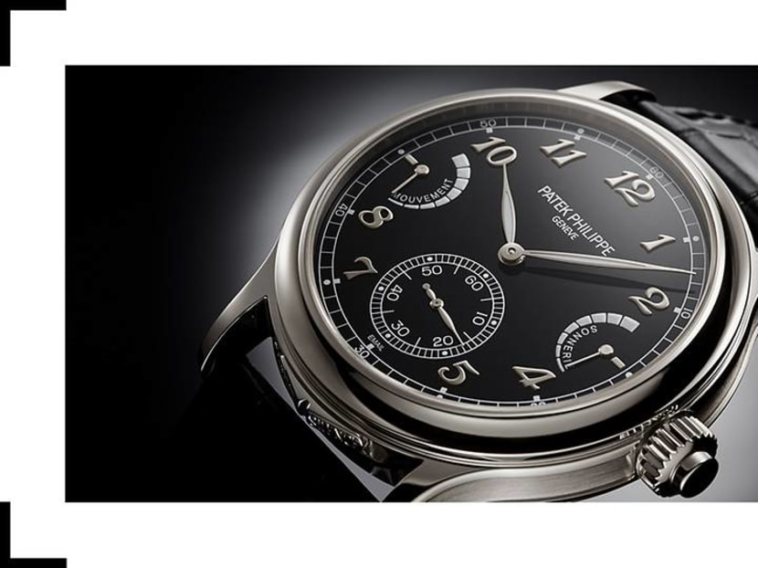 Looks can be deceiving: Patek Philippe's latest ticker appears simple, but it's really not