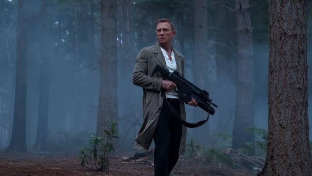 007电影特效场面怎么拍?Daniel Craig亲自告诉你!