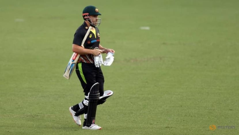 Cricket: Knee injury forces Australia captain Finch to return home