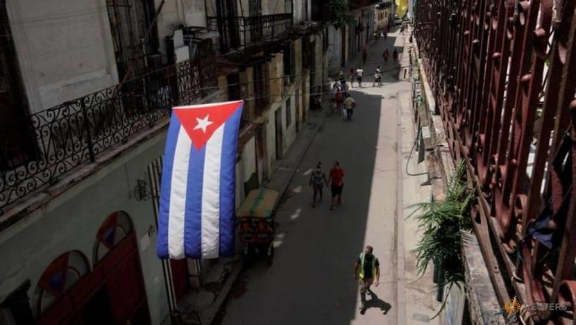 US sanctions senior Cuban security official, special forces unit over protest crackdown