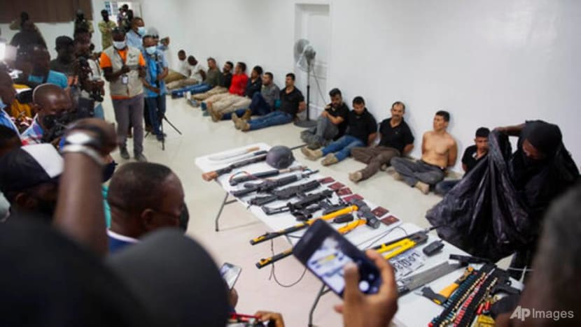 Ex-Colombian military, Haitian Americans among 28 people suspected in killing of Haiti president