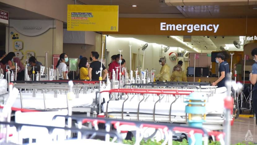 Public places visited by COVID-19 cases in Tan Tock Seng Hospital cluster to close for 2 days