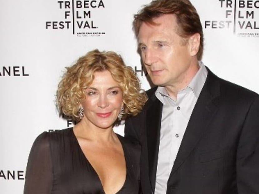 Liam Neeson's son Micheal changes name to honour late mother