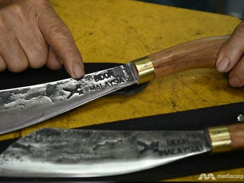 Artisanal blacksmiths in Malaysia build up strong following with traditional skills, modern techniques