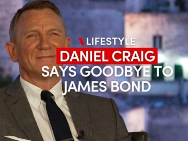'I did my best': Daniel Craig says goodbye to James Bond | CNA Lifestyle
