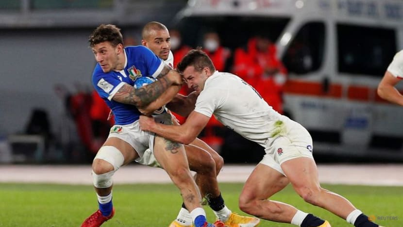 Minozzi and Campagnaro return to Italy squad for autumn tests