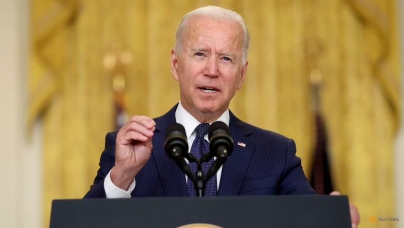 In shadow of Afghan attack, Biden and Israeli PM seek to narrow differences on Iran