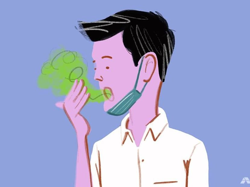 Do you have 'mask breath'? How to fix it or find out if it's something more serious