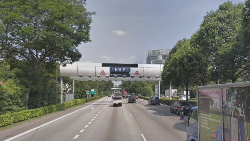 ERP rates for three gantries to increase by S$1
