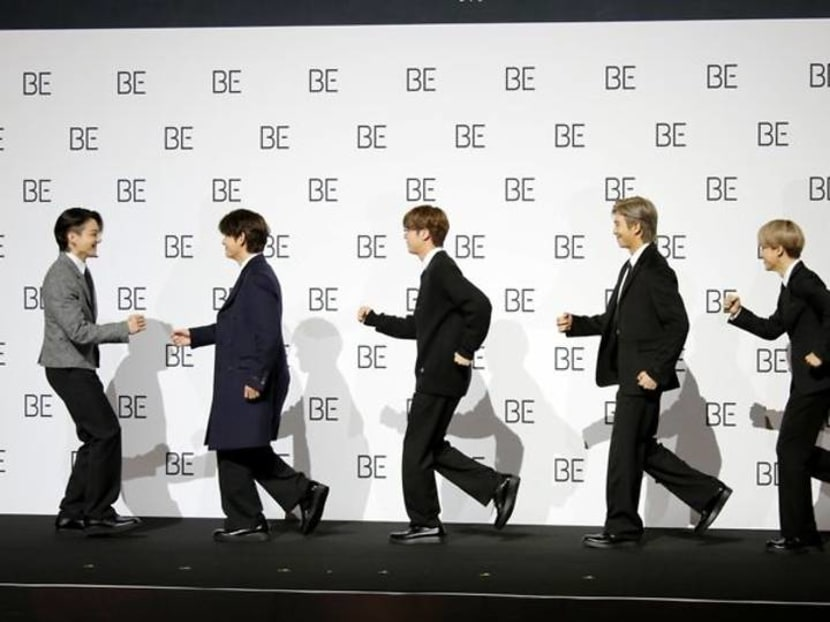 """K-Pop's BTS marks year of the pandemic with 'BE' album, and single """"Life Goes On"""""""