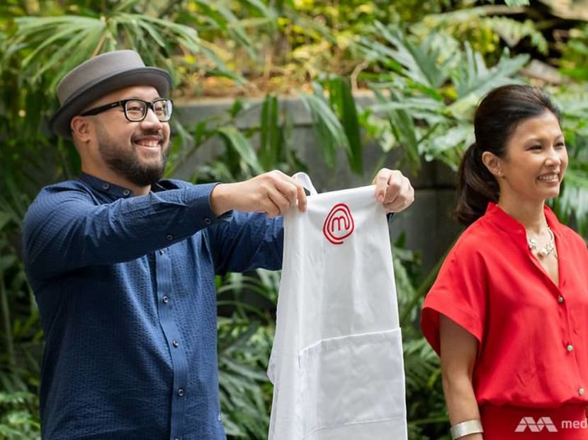 MasterChef Singapore: Season 2's Top 12 contestants include a singer and a dentist