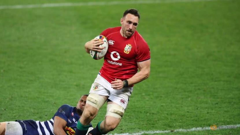 Rugby: Conan revels in rapid rise to Lions starter after injury nightmare