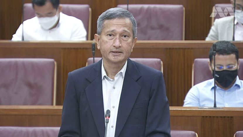 Singapore committed to 'engaging and cooperating' with new Malaysian government: Vivian Balakrishnan