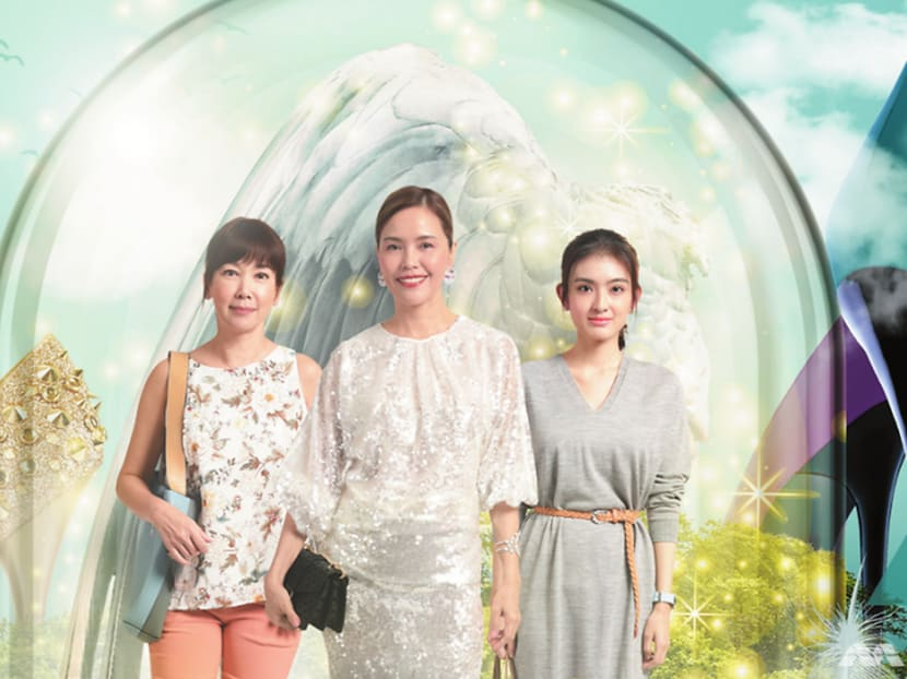 No intention to disrespect, discriminate LGBTQ community in My Guardian Angels drama: Mediacorp