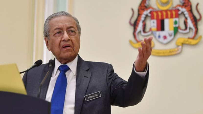 Commentary: PM Mahathir has no interest in building a dynasty