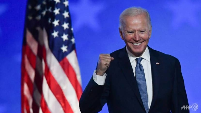 Biden to be next US president after projected win in Pennsylvania
