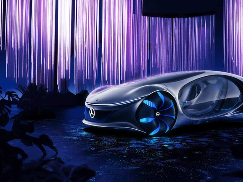 An Avatar-like car and a self-rotating TV: 5 cool new tech from CES 2020