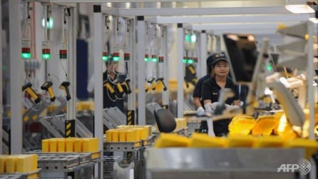 受中美贸易战影响 亚洲12月制造业数据疲弱
