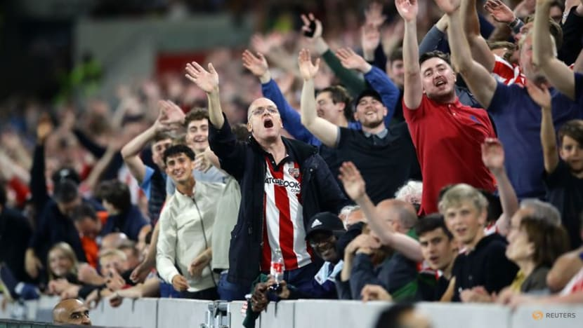 Football: Fans back with a bang as Brentford provide night to remember