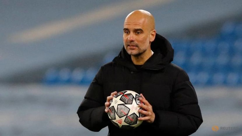 Football: Man City's Guardiola moved by Bielsa's glowing tribute